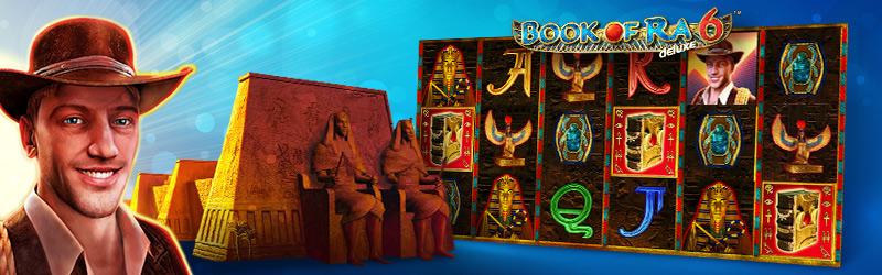 Book of Ra 6 Walzen online spielen