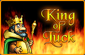 Merkur King of Luck online spielen
