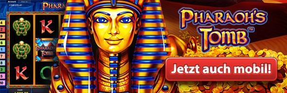 Novoline Pharaos Tomb online spielen