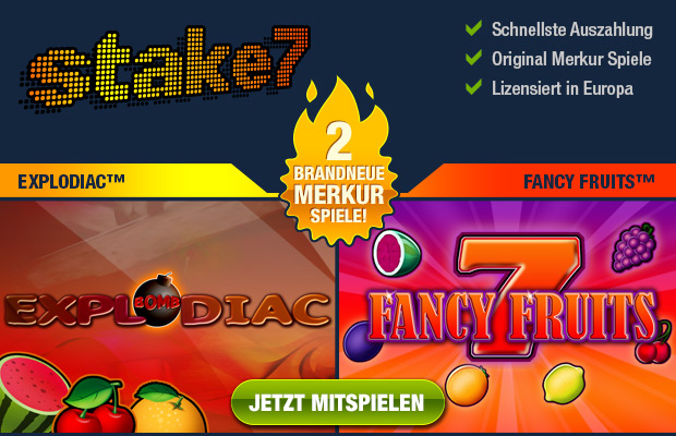 Explodiac online spielen & Fancy Fruits